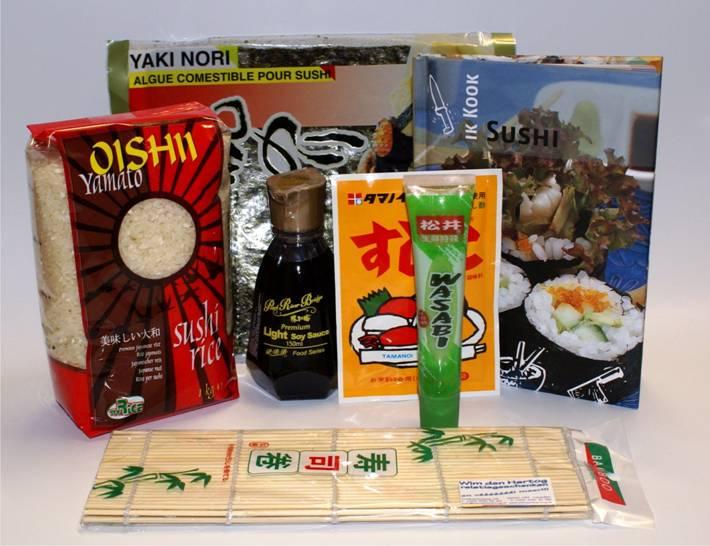 Basis Sushi voordeel pakket
